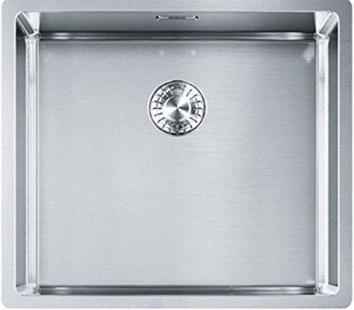 Franke Box BXX 210/110-45 Edelstahl-Spüle glatt Einbaubecken Küchenspüle US 50cm