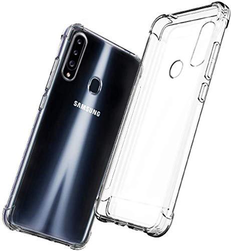 Capa Anti Shock Samsung Galaxy A20s 2020