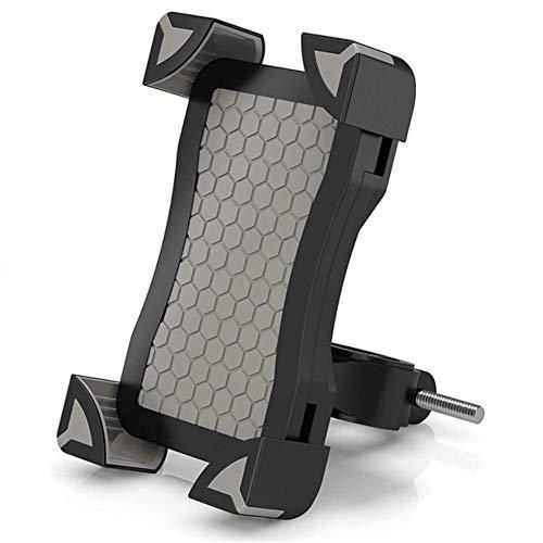 FUQUANDIAN Bicicleta soporte for teléfono manillar de la motocicleta del teléfono celular Monte Strolle Bicicleta sostenedor del soporte de teléfono for Samsung S10 S9 S8 for IPhone X for Xiaomi Monte