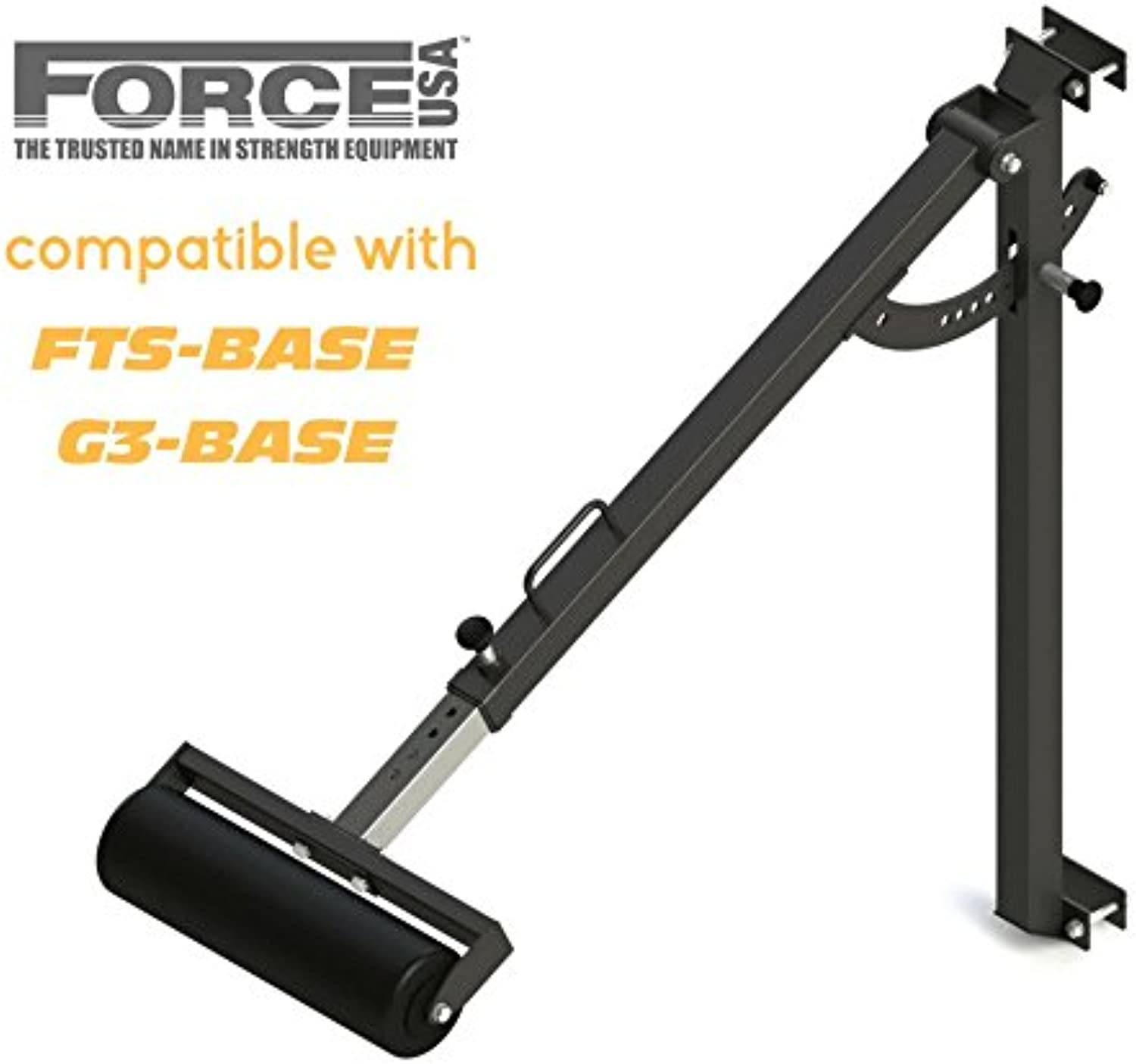 Force USA Fully Adjustable Stabilizer Bar (Compatible with FFTSB & FG3BASE)