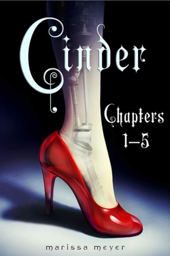Cinder: Chapters 1-5 (The Lunar Chronicles) (English Edition)