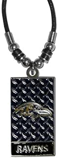 NFL Baltimore Ravens Gridiron Necklace by Siskiyou