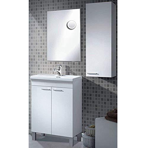 Mueble de BAño 50 + Espejo + (Espejo de X10 Aumento Incluido)...
