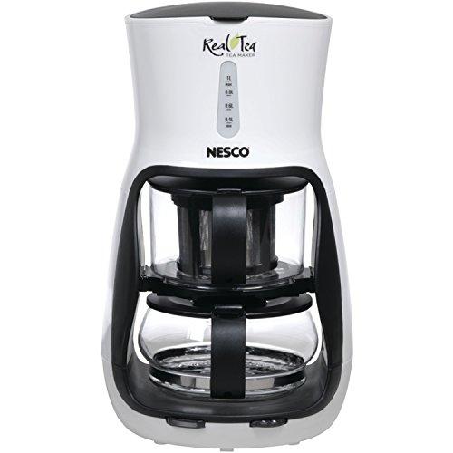 NESCO TM-1, Teamaker, White, 1 liter