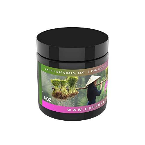 Uhuru Naturals Fermented Rice Water DEEP Conditioner (4oz) Brand Name: Uhuru Naturals