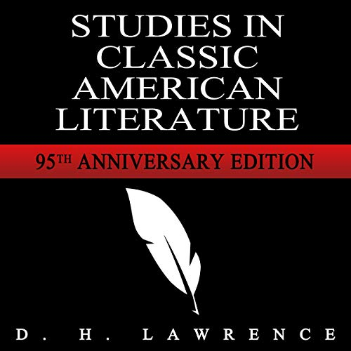 Studies in Classic American Literature audiobook cover art
