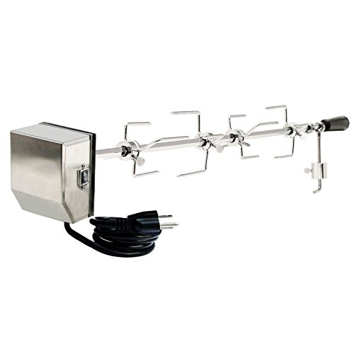 onlyfire Universal Grill Replacement Rotisserie Kit - 45