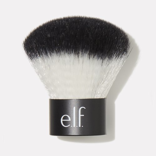 e.l.f. Cosmetics Kabuki Brush, Synthetic Face Brush for Flawless Makeup Application