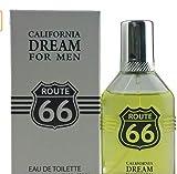 Route 66 California Dreams For Men Eau de Toilette Vaporisateur - Natural Spray 1 x 100 ml