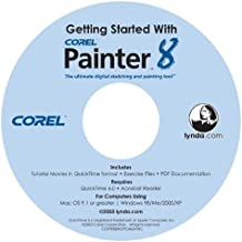 Getting Started with Corel Painter 8