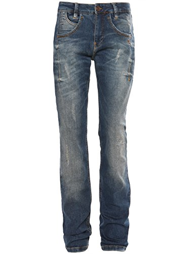 Mogul Damen Jeans Kim Stretch Denim Artikel-Nr.00016051-4602 28