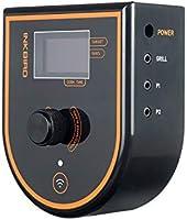 Inkbird BBQ Temperatuurregelaar ISC-007BW,Automatische Voedselthermometer voor Kamado Joe, Weber, Primo, Vision Grill,...