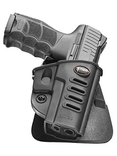 Fobus neu verdeckte Trage Pistolenhalfter Halfter Heckler und Koch H&K P30, P30 SK Pistole