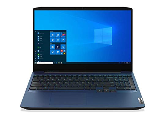 Lenovo IdeaPad Gaming 3 Notebook, Display 15.6' FHD IPS, Intel Core i7-10750H, 1TB HDD+512 GB SSD, RAM 16 GB, Scheda grafica GTX 1650 Ti 4 GB GDDR6, Windows 10, Chameleon Blue