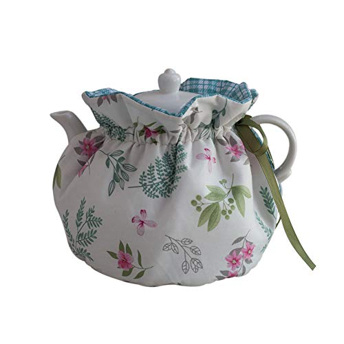 Chafing Tea Warmer Round Warm Support Plate Coaster Country Style Tea Cosy