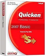 Quicken Basic 2007 [OLDER VERSION]