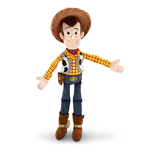 Disney Woody Plush Mini Bean...