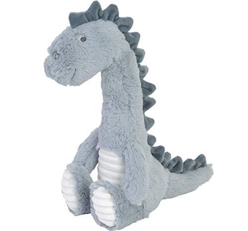 Knuffel - Dino - Don - Grijsblauw - 36cm