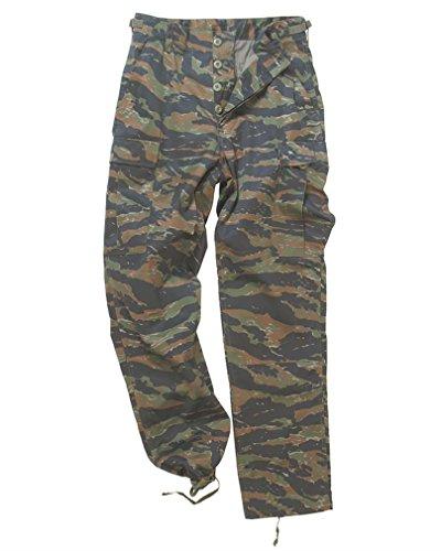 Mil-Tec US Feldhose Typ BDU Tiger Stripe Gr.S