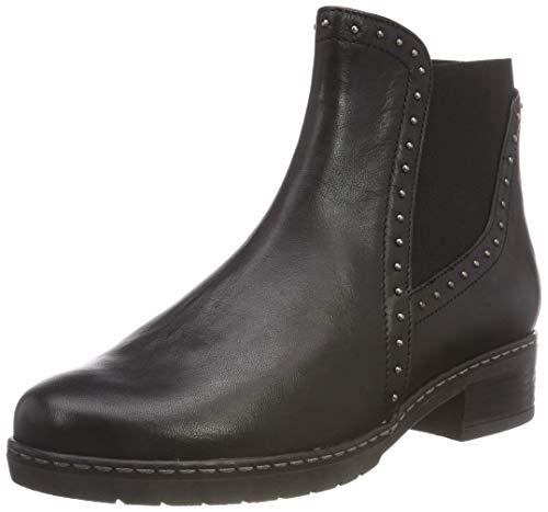 Gabor Shoes Damen Comfort Sport Stiefeletten, Schwarz (Schwarz (Micro) 17), 38.5 EU