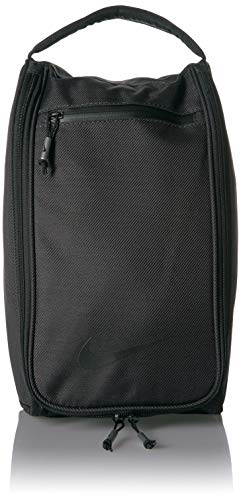 NIKE Departure Golf Shoe Tote, Black