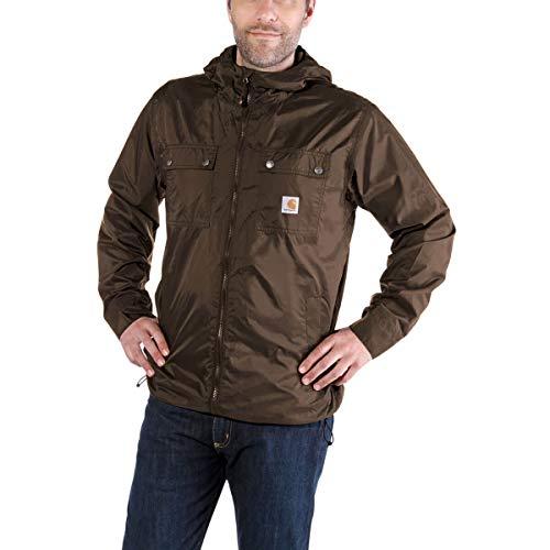 Carhartt Rockford Rain Defender Jacke für Herren, Small, Breen, 1