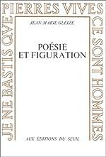 Poésie et figuration de Jean-Marie Gleize