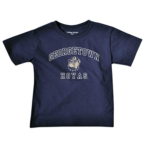 Georgetown Hoyas Kids Short Sleeve Tee | Infant | Toddler | Youth (Medium (10/12))