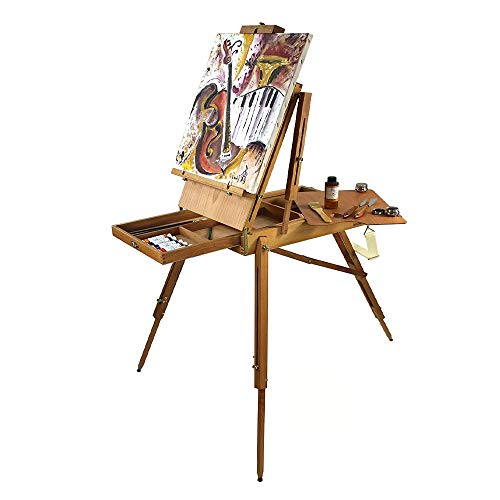 French Easels Artist Quality Hardwood 16