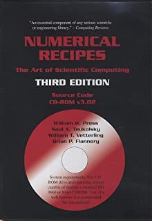 Numerical Recipes Source Code CD-ROM 3rd Edition: The Art of Scientific Computing (0521706858) | Amazon price tracker / tracking, Amazon price history charts, Amazon price watches, Amazon price drop alerts