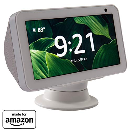 Echogear Premium Tilt + Swivel Stand for the Echo Show 8