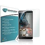 Slabo 4 x Bildschirmschutzfolie für Blackview P2 Bildschirmfolie Schutzfolie Folie Zubehör Crystal Clear KLAR