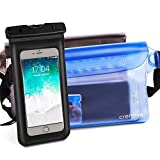 Waterproof Pouch | Crenova BP-02 100% Waterproof Dry Bag Snowproof Dirtproof Sandproof Case Bag with Super Lightweight...