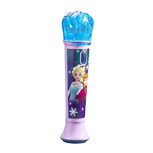 Frozen Magical Sing Along Pretend Microphone-Styles Mary Vary