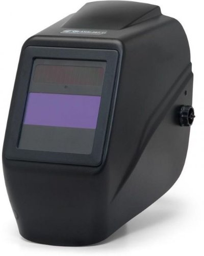 Pyramex Auto Dark Welding Helmet - Adjust Ir9 - 13 Sensitivity Adjustment