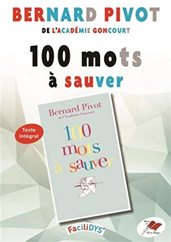 100 mots à sauver (FaciliDYS)