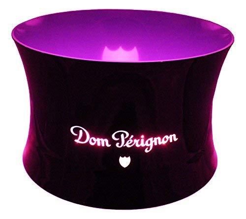 Dom Pérignon Luminous Flaschenkühler Champagner Eiswürfel Kübel Behälter (Triple Magnum) Design