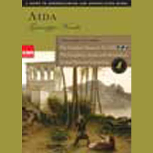 Aida audiobook cover art