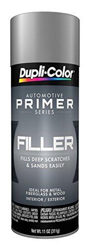 Dupli-Color - FP101 Scratch Filler& Primer Gray, 11 oz