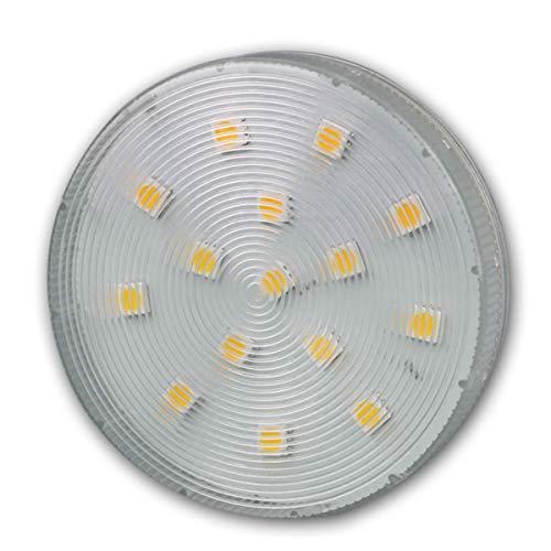 2 Stück LED Leuchtmittel 3W GX53