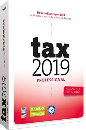 tax 2019 Professional (für Steuerjahr 2018)