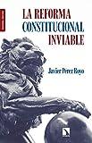 La reforma constitucional inviable (Mayor nº 548)