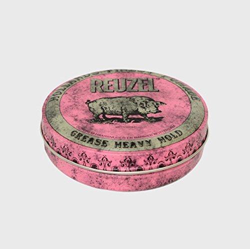 REUZEL(ルーゾー)『Pink Pomade(ピンクポマード)(113g)』