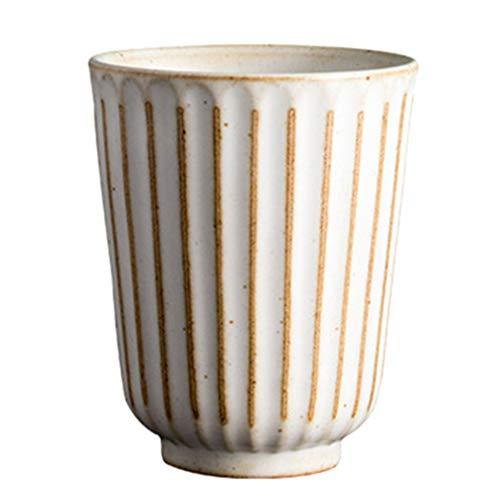 Hemoton Cerámica Taza de Té Chino Taza de Té Japón Tazas de Té Porceliano Tazas de Té Asiático 150Ml