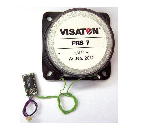 Piko 36227 G-Sounddecoder für BR 118, Schienenfahrzeug