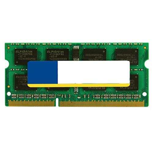 X046 Notebook DDR3 1600 4G geheugenmodule Volledig compatibel geheugen RAM groen