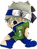 Naruto Play Hatake Kakashi Felpa Personajes de Anime Estatua decoración Juguetes colección...