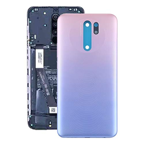 Xiaomi Ersatz Original Battery Back Cover für Xiaomi Redmi 9 / Redmi 9 Prime Xiaomi Ersatz (Farbe : Rosa)
