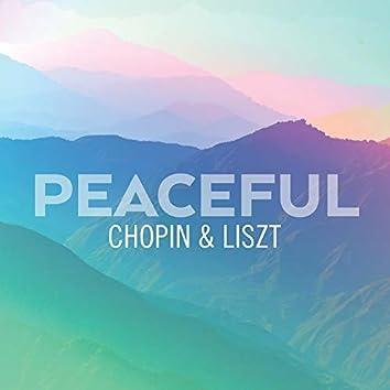 Peaceful Chopin & Liszt
