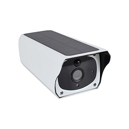 istary Solar-Aufladung Unplugged Überwachungskamera Drahtloses WiFi-Netz Handy-Fernüberwachung, Die 1080P 2MP IP-Recorder Überwacht